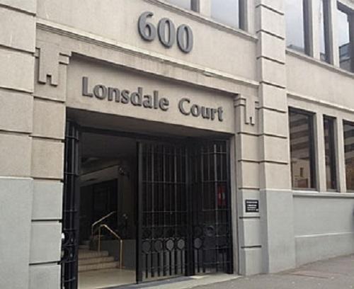 600 Lonsdale Street Other Entrance