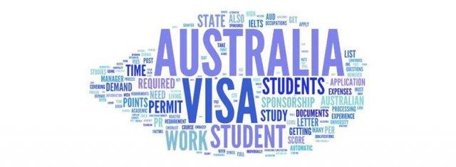 Visa đi Úc loại 500 - visa du học