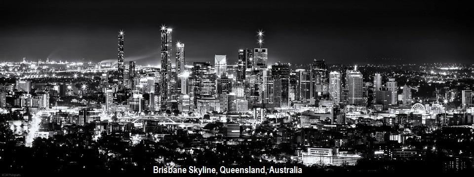 Brisbane-Skyline-Queensland-Australia