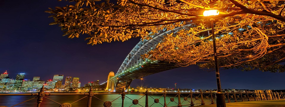 Sydney-Harbor-Bridge-NSW-Romantic