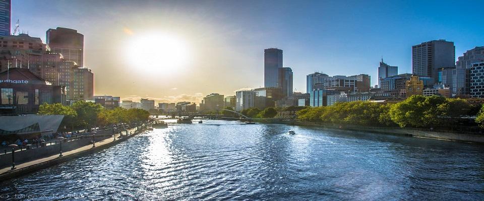 Yarra-River-Melbourne-Victoria
